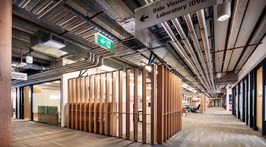 CoffeyEducation and Arts Property Award –Excellence AwardThe first architecture, building, daylighting, lobby, gray