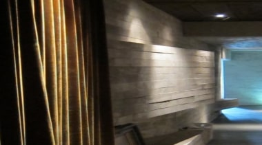 Westmere House - Westmere House - ceiling   ceiling, daylighting, interior design, lighting, wall, wood, black