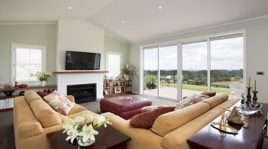 Fowler Homes Tauranga.Gold reserve winner and National finalist ceiling, home, interior design, living room, property, real estate, room, window, gray
