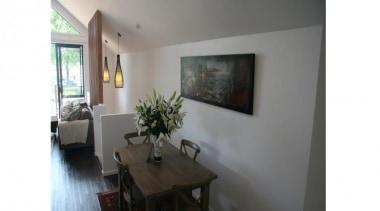Multi unit design by Design House Architecture - apartment, home, house, interior design, property, real estate, room, gray, white