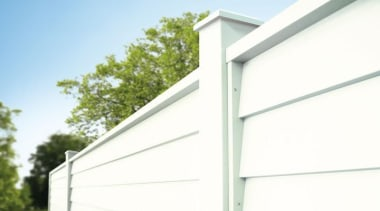 Simpler. Faster. Proven Weathertight. - A-lign Fencing - daylighting, facade, house, line, real estate, siding, wall, window, white