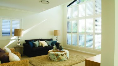 luxaflex newstyle polyresin shutters - luxaflex newstyle polyresin ceiling, curtain, daylighting, home, interior design, living room, real estate, room, wall, window, window blind, window covering, window treatment, wood, yellow