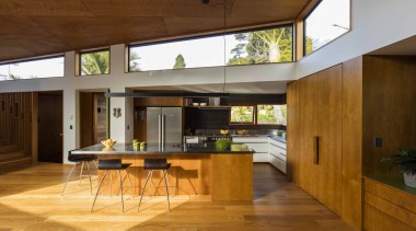 TIDA New Zealand Kitchens – proudly brought to architecture, countertop, hardwood, house, interior design, kitchen, wood, wood flooring, brown