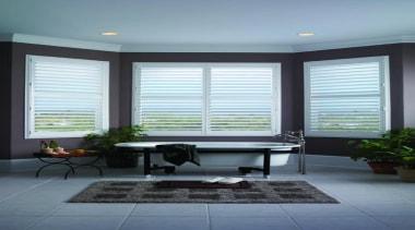 luxaflex newstyle polyresin shutters - luxaflex newstyle polyresin daylighting, interior design, shade, window, window blind, window covering, window treatment, gray