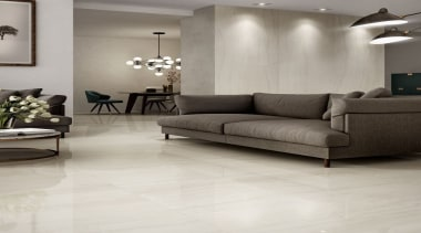 The Trilogy collection features an antibacterial shield which angle, coffee table, couch, floor, flooring, furniture, hardwood, interior design, laminate flooring, living room, loveseat, sofa bed, table, tile, wall, wood, wood flooring, gray