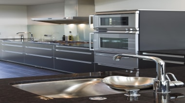 Havelock North Kitchen - Havelock North Kitchen - countertop, cuisine classique, home appliance, interior design, kitchen, kitchen appliance, kitchen stove, small appliance, gray, black