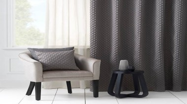 Tempest 1 - chair   curtain   decor chair, curtain, decor, floor, furniture, interior design, table, textile, window, window blind, window covering, window treatment, white, black