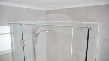3.jpg - angle | bathroom | bathroom sink angle, bathroom, bathroom sink, glass, plumbing fixture, product, product design, shower, tap, gray