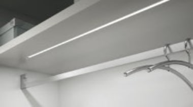 Domus Line String LED ProfileDesigned in Italy to angle, black and white, ceiling, lighting, product, product design, gray