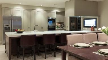 Mellons Bay 9 - countertop   interior design countertop, interior design, kitchen, room, brown, black