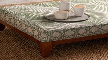 Daintree 6 - coffee table | end table coffee table, end table, floor, furniture, table, tablecloth, brown, gray