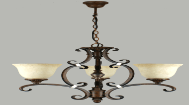 Dallas 3 Lights from Lighting Inspirations - dallas ceiling fixture, chandelier, light fixture, lighting, gray