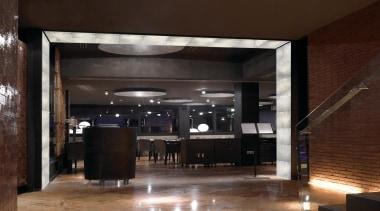 LED Lights - ceiling   interior design   ceiling, interior design, lobby, brown, black