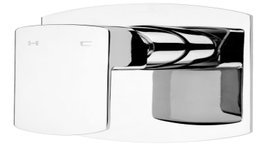 Sprint Shower Mixer SPN03 - Sprint Shower Mixer black and white, product, product design, tap, white