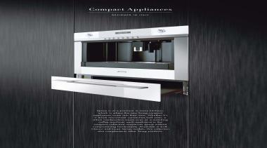 To access our Smeg Compact Appliances brochure please furniture, product, product design, black