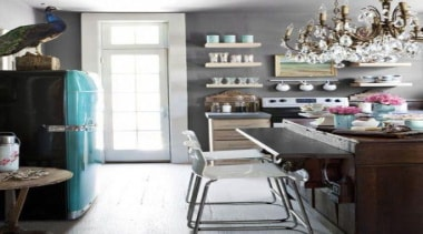 to help you make much needed color splash dining room, furniture, home, interior design, kitchen, room, table, white, black