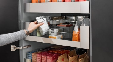 SPACE TOWER with LEGRABOX - furniture | product furniture, product, product design, shelf, shelving, black, gray
