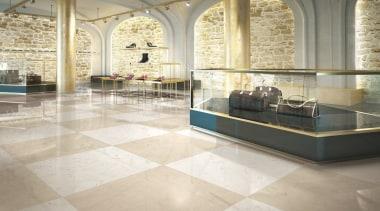 Marmoker Asiago - Marmoker Asiago - floor | floor, flooring, interior design, lobby, tile, white