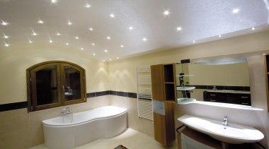 LED Lights - bathroom   ceiling   interior bathroom, ceiling, interior design, lighting, property, real estate, room, gray
