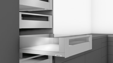LEGRABOX free - Box System - angle   angle, black and white, chest of drawers, drawer, furniture, home appliance, kitchen, kitchen appliance, kitchen stove, product, product design, shelf, white, black