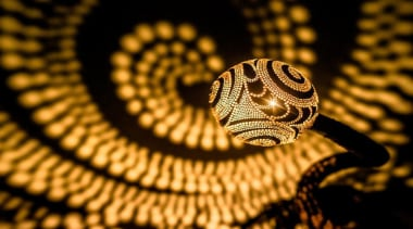 These handcrafted lamps by Vainius Kubilius not only close up, gold, macro photography, metal, brown, orange, black