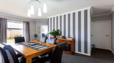 Designed and built by Fowler Homes Manawatu, this ceiling, interior design, property, real estate, room, window, window covering, window treatment, gray, white