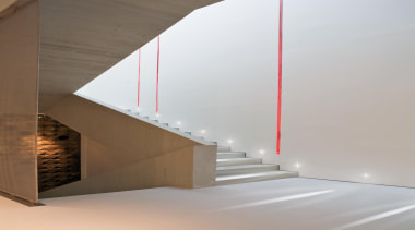 LED Lights - architecture   daylighting   house architecture, daylighting, house, interior design, product design, stairs, gray, white