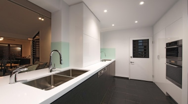 Winner Kitchen Design & Kitchen of the Year countertop, interior design, kitchen, real estate, room, gray, black