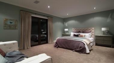 Img 0731 - bed frame   bedroom   bed frame, bedroom, ceiling, estate, floor, home, interior design, property, real estate, room, wall, window, gray, black