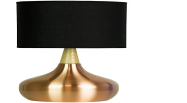 FeaturesScandi inspired and continuing the very popular mixed lamp, light fixture, lighting, product design, table, white