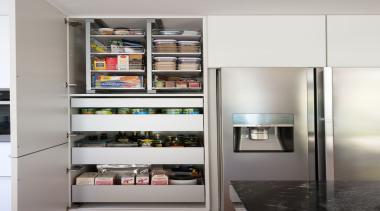 IMGL0244-17 - Dingle Road - home appliance | home appliance, product, refrigerator, shelf, shelving, gray