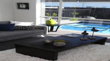For more information, please visit www.gjgardner.co.nz coffee table, floor, flooring, furniture, home, interior design, living room, table, black, gray