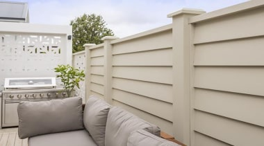 Simpler. Faster. Proven Weathertight. - A-lign Fencing - fence, home, real estate, wall, window, gray