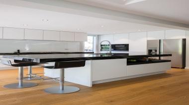 IMGL0229-9 - Dingle Road - countertop | floor countertop, floor, interior design, kitchen, product design, wood flooring, gray