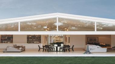 Remuera House - Remuera House - structure | structure, gray