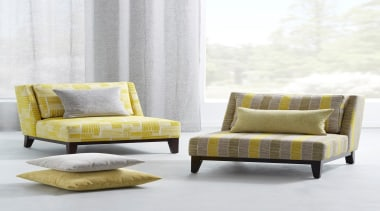 Leger Hero - chair | couch | furniture chair, couch, furniture, interior design, living room, loveseat, sofa bed, yellow, white