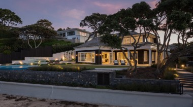 Exterior - architecture   cottage   estate   architecture, cottage, estate, facade, home, house, mansion, property, real estate, residential area, resort, villa, black, gray