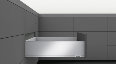 LEGRABOX pure - Box System - angle | angle, chest of drawers, drawer, furniture, line, product, product design, sideboard, gray