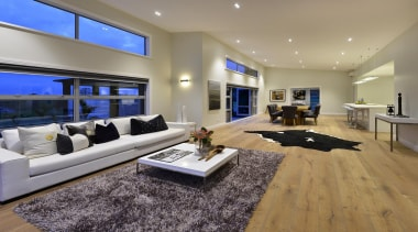 Choose from a range of engineered timber flooring architecture, ceiling, estate, floor, flooring, home, house, interior design, living room, penthouse apartment, property, real estate, room, wood flooring, gray