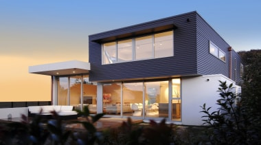Linea Weatherboard - Linea Weatherboard - architecture | architecture, building, elevation, facade, home, house, property, real estate, roof, window, gray