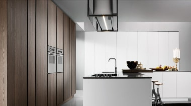 Binova Italian Kitchens - Binova Italian Kitchens - countertop, home appliance, interior design, kitchen, gray, white