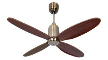 """Features52""""(1300mm) Blade sweepHigh Performance Energy Efficient 35w DC ceiling fan, home appliance, mechanical fan, product design, white"""