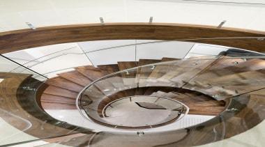 Atrium Homes.jpg - Atrium Homes.jpg - product design product design, stairs, white, brown