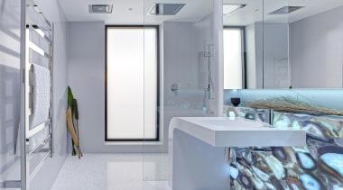 Winner Bathroom Design of the Year South Australia home, interior design, product design, gray