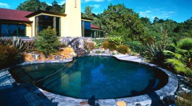 Residential - Residential - backyard | cottage | backyard, cottage, estate, hacienda, home, house, leisure, property, real estate, resort, resort town, swimming pool, villa, water