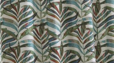 Fresh, fun and contemporary, Bambino is a captivating design, pattern, textile, gray