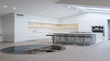 TIDA New Zealand Kitchens – proudly brought to architecture, countertop, floor, interior design, kitchen, product design, gray