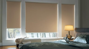 luxaflex roller blinds - luxaflex roller blinds - bedroom, ceiling, curtain, door, furniture, home, interior design, room, shade, wall, window, window blind, window covering, window treatment, wood, brown, gray