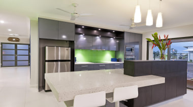 Kitchen Design of the Year 2013 Northern Territory interior design, kitchen, real estate, gray