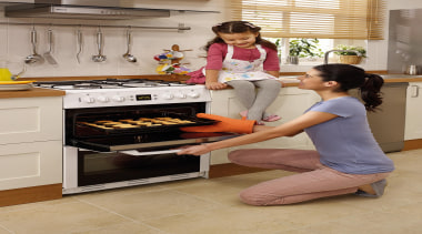 Product Images - Ovens - cook | countertop cook, countertop, floor, flooring, furniture, home appliance, kitchen, kitchen appliance, major appliance, room, gray